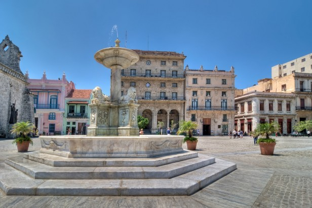 Plaza de San Francisco, Old Havana