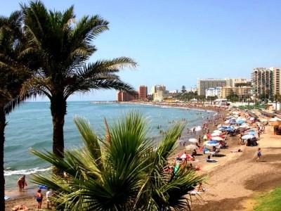 Benalmadena Playa las Arenas
