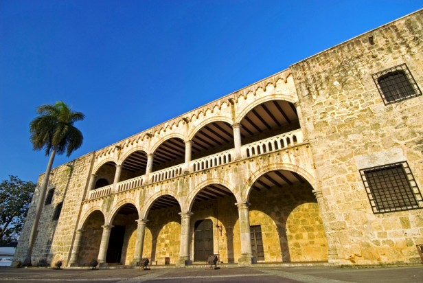 Alcazar de Colon Santo Domingo