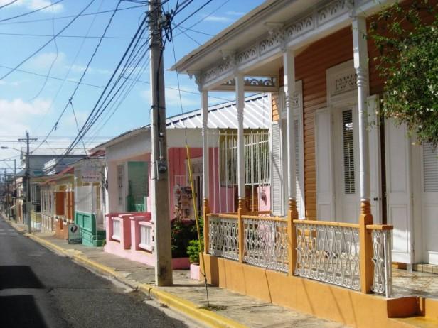 puerto plata old town