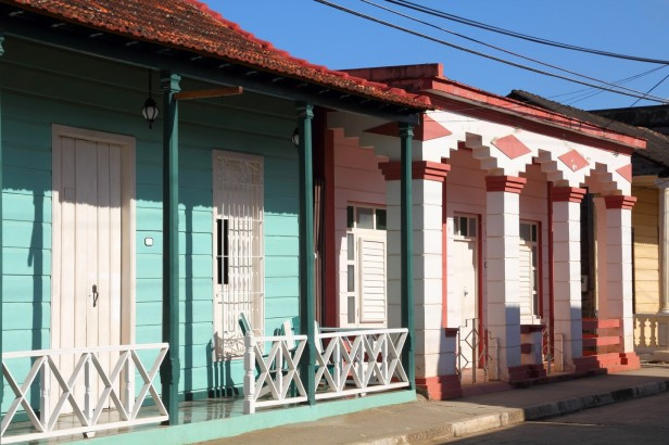 Baracoa colonial architecture