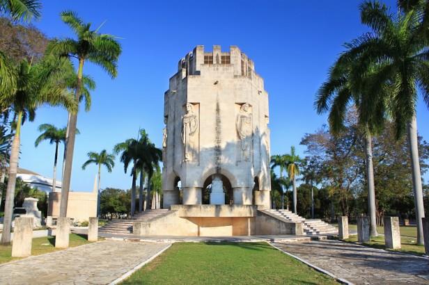 Jose Marti Mausoleum, Santiago de Cuba