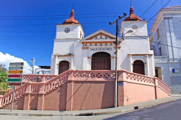 Sala Dolores, Santiago de Cuba