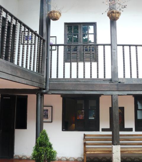 School residence Bogota
