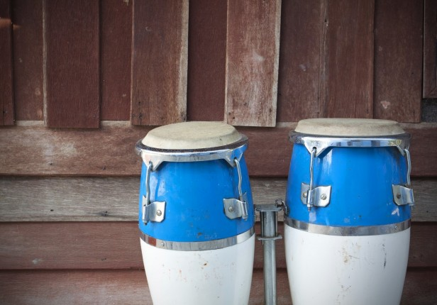 A picture of drums