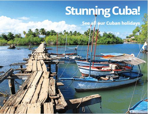 boats in Cuba