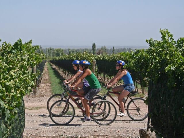 Cycling slider image.