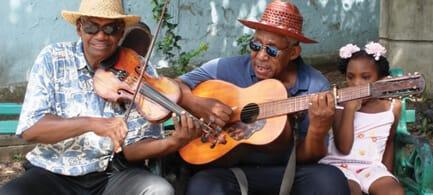 Cuban rhythm slider image.