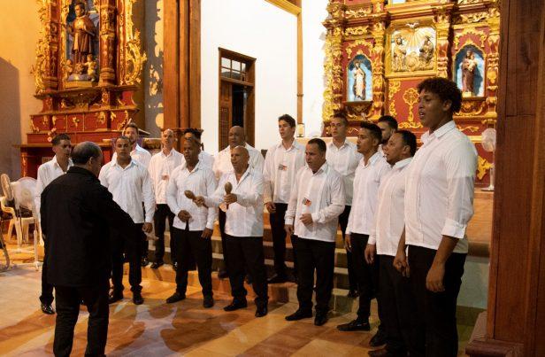 Choir, festival, Cuba, singing