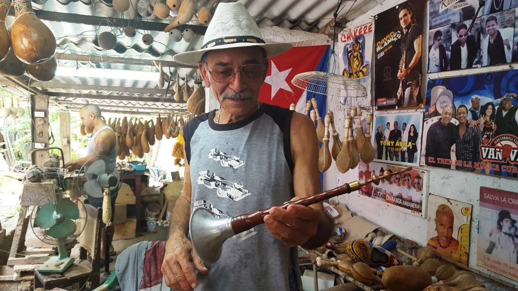 Buy a handcrafted musical instrument in Cuba | Exploring Cuban music in Santiago de Cuba