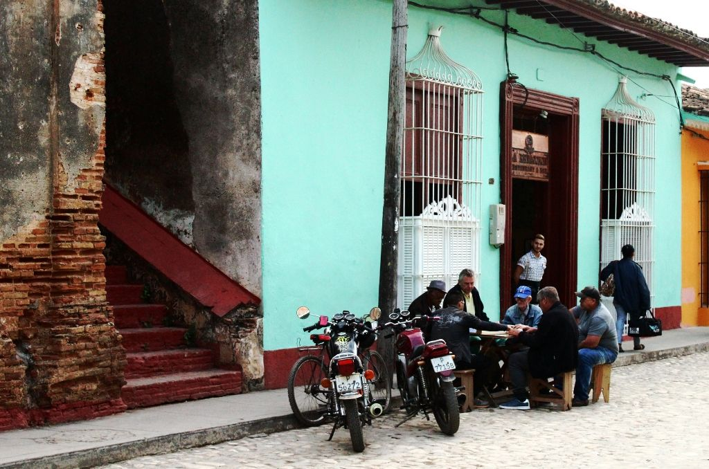 Dominoes is a popular Cuban past-time | Facts about Cuba