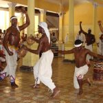 Taking dance classes in Cuba with Ballet Folklorico Cutumba