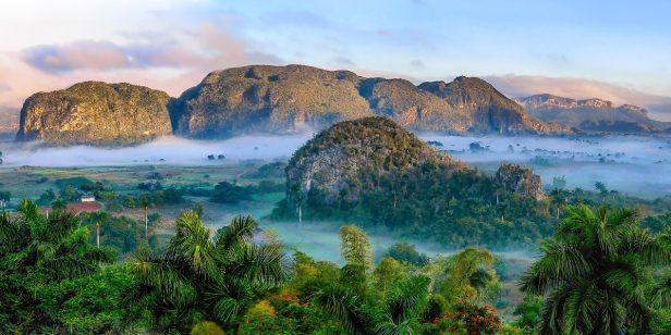 Viñales landscapes cuba