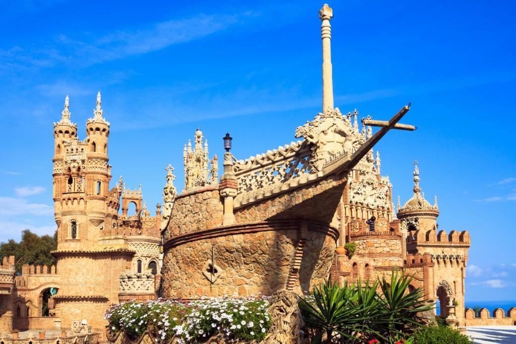 colomares castle Benalmadena