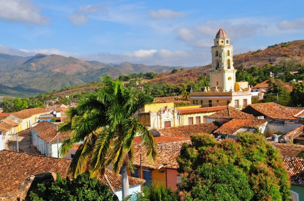 Trinidad and the Sierra del Escambray